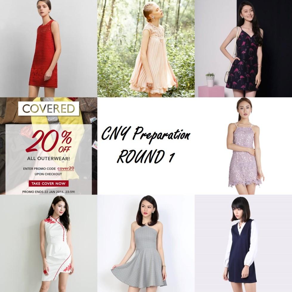 CNY Preparation Round 1