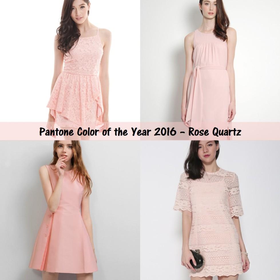 pantone - rose quartz